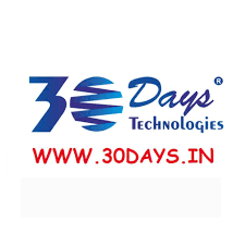 30days Technologies Pvt. Ltd